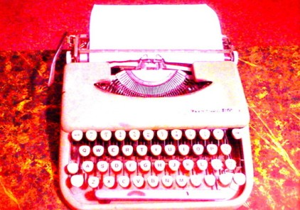 FieryTypewriterCentered
