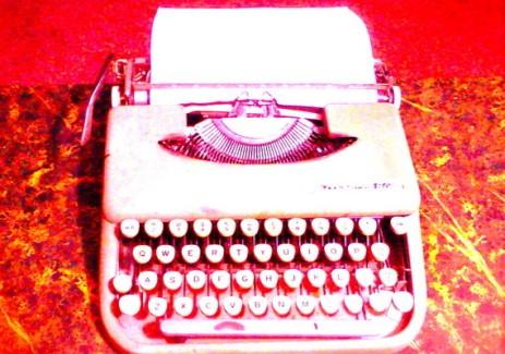 FieryTypewriterCentered